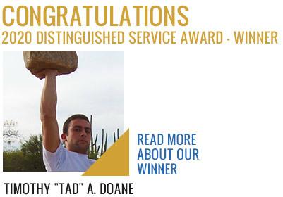 2020 Distinguished Service Award
